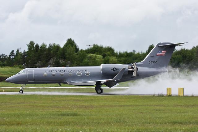 USA - Air Force - 90-00300 - Gulfstream C-20H