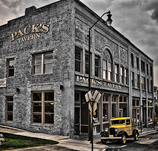 Pack's Tavern - Asheville NC