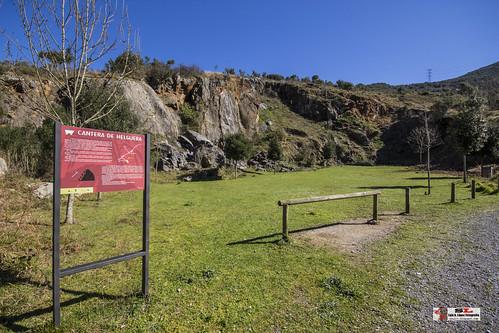 ruta de las minas y caleros