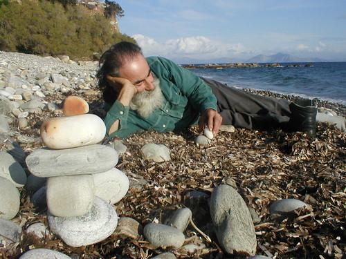 σκόνη, πέτρες, λάσπη όλη μέρα στο γιαπί......αχχ