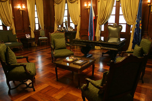 Quezon Room Malacanang Palace Flickr Photo Sharing