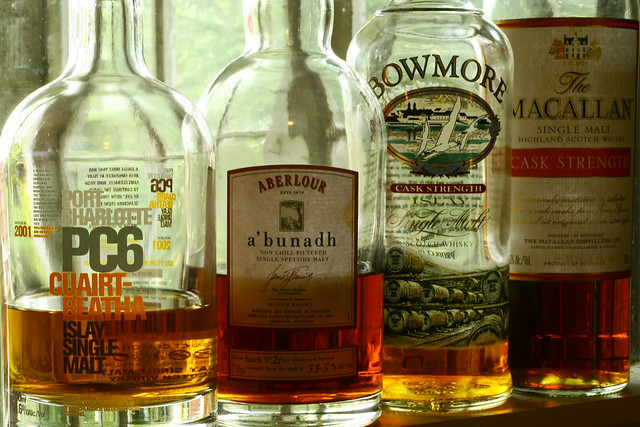Whisky - Flickr CC Paul Joseph