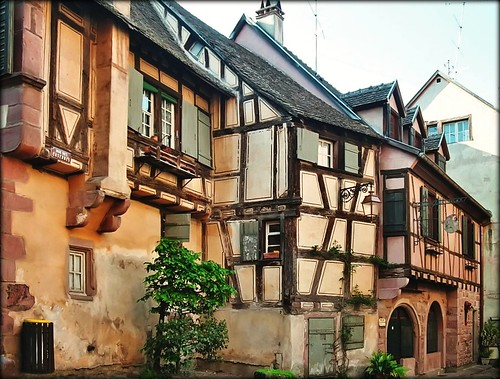 Medieval Gem in Alsace - Riquewihr, France