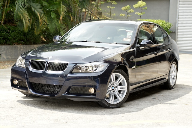 2005 BMW 320i Automatic E90 related infomationspecifications