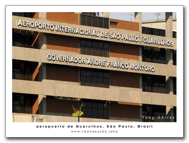 cómo ir de Guarulhos a la estación de autobús