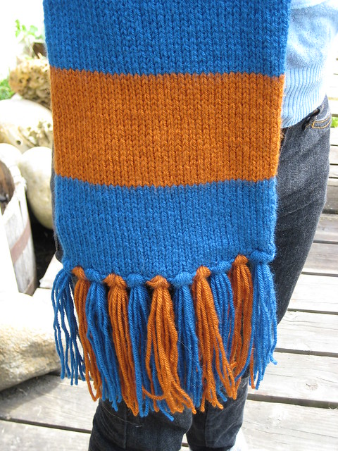 Ravenclaw Scarf Knitting Pattern : Ravenclaw Scarf Flickr - Photo Sharing!