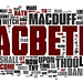 Macbeth via Wordle