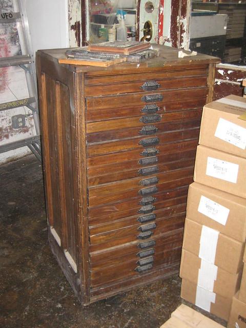 Hamilton 2/3 Cabinet