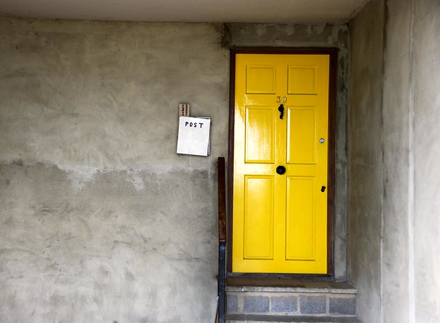Yellow door & bright doors - a gallery on Flickr