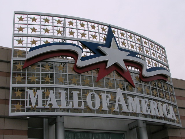 Photo:Mall of America Entrance Sign By:cliff1066™