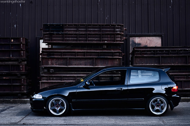 Mike's Turbo LS EG Hatch