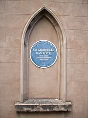 Photo of Granville Bantock blue plaque