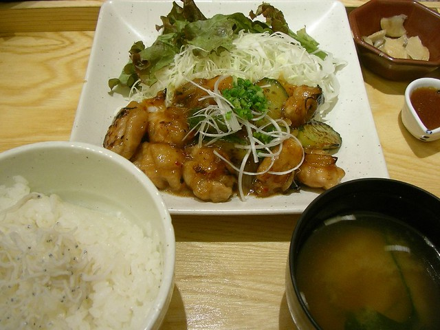 @ Ootoya (Toyosu)