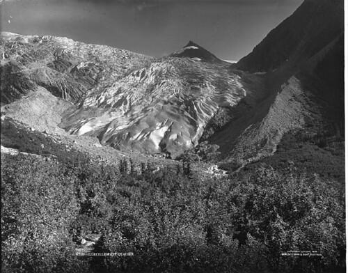 Illecillewaet Glacier, Glacier Park, BC, 1909