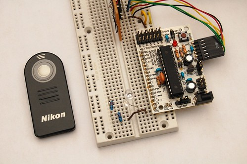 Arduino-based remote