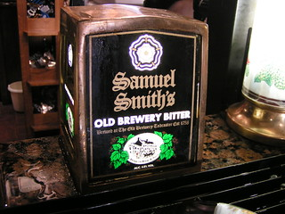 Week 7-52 Beers, Samuel Smith's, Old Brewery Bitter, England
