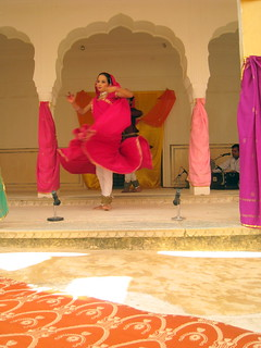 dancer, Amber Fort, Jaipur