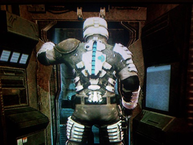 dead space 1 how to get military suit