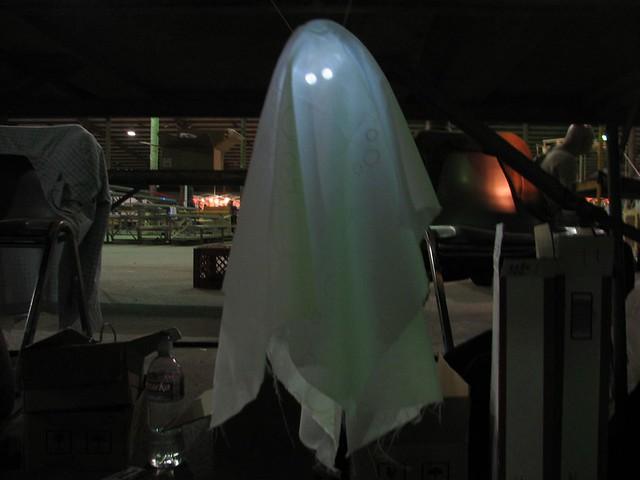 Header of Ghostie