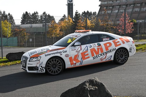 AUDI S5 DTM Intervention CAR