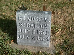 Gilmore M. Stratton by jajacks62