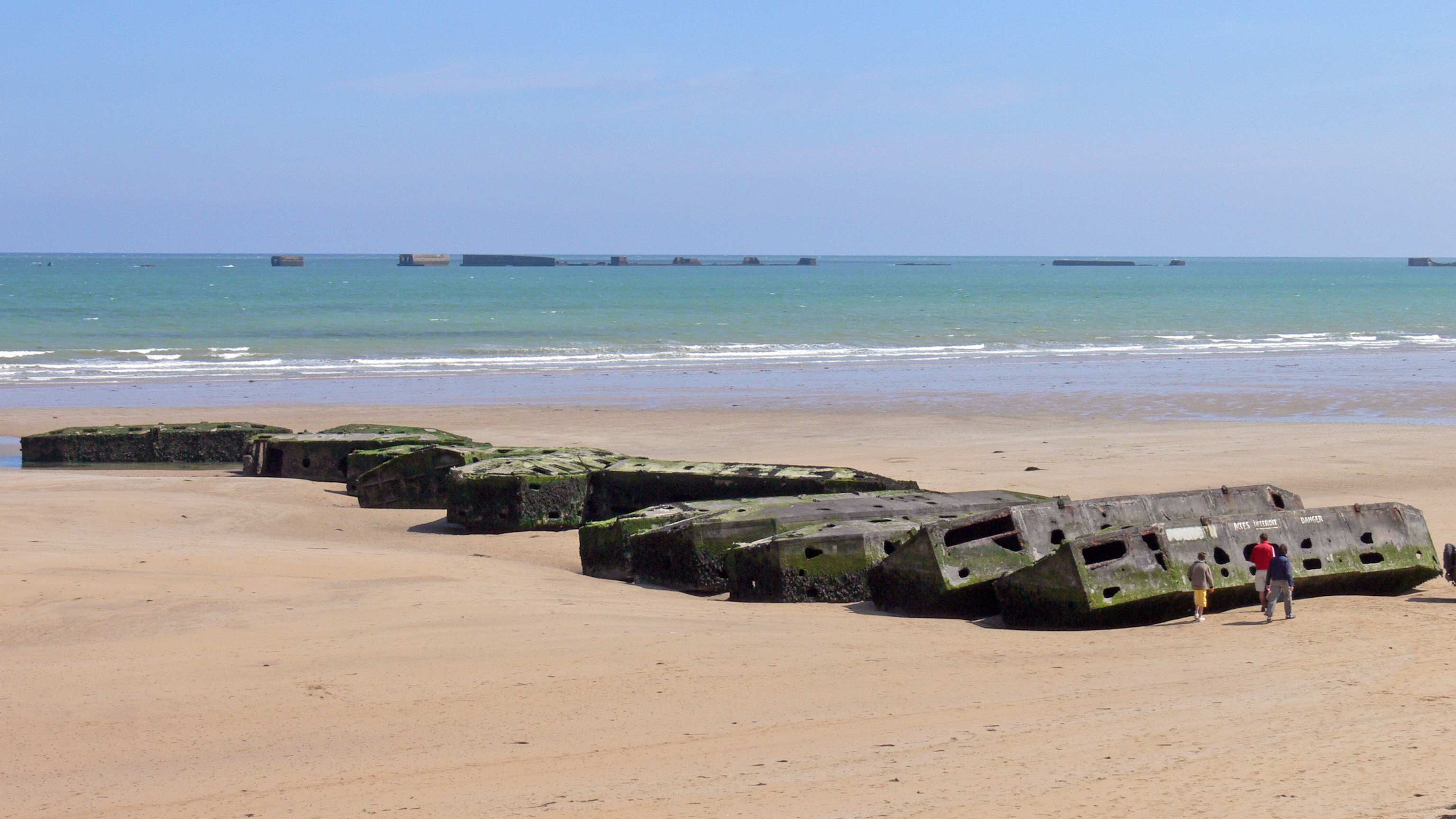 Arromanches Mulberry