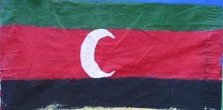 Darfur flag