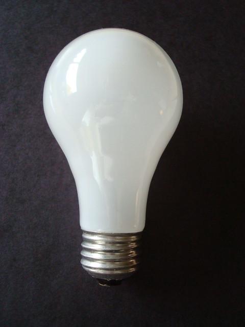 Light Bulb Flickr Photo Sharing