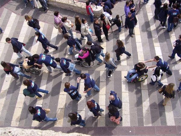Disoccupazione giovanile a livelli record