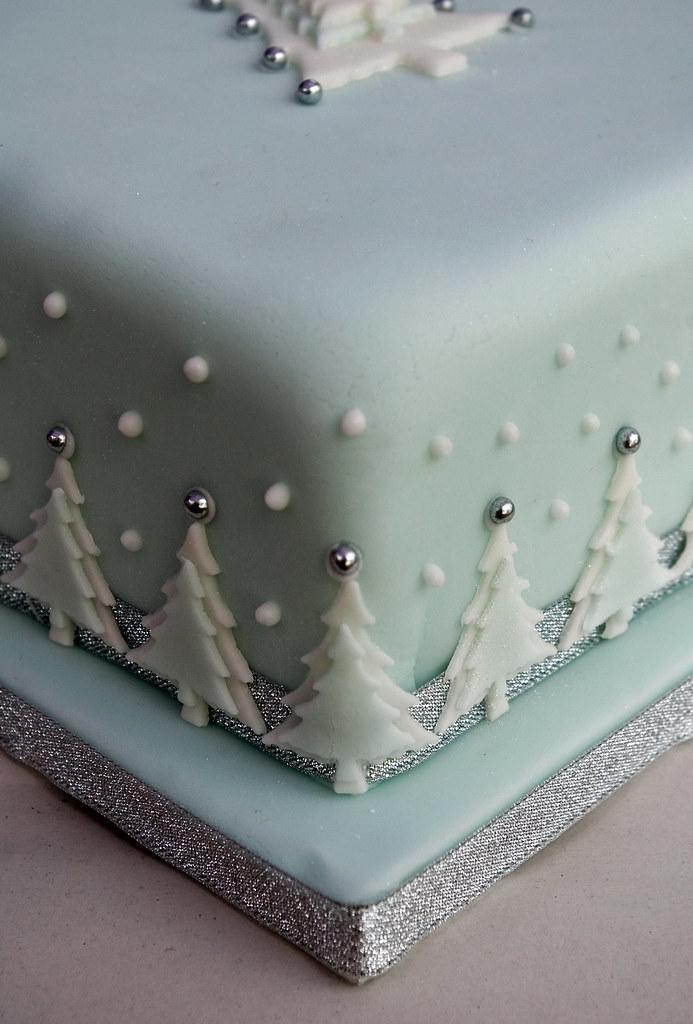 Inch Square Christmas Cake Recipe