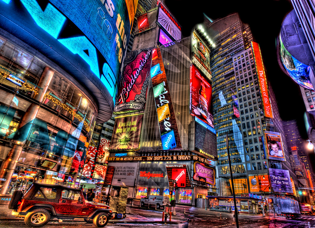 Ultimate Times Square 1