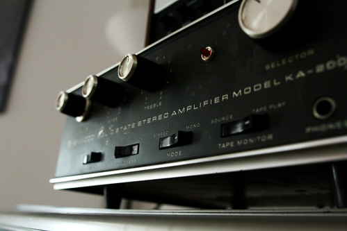 2008 Leftovers: Solid State Amplifier