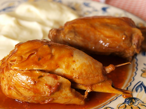 Cocinar en cocotte y receta de fricass e de pollo de - Cocinar en cocotte ...