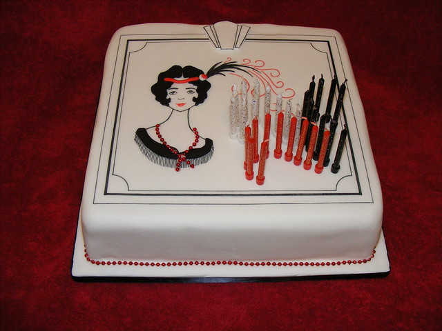 1920 birthday cakes