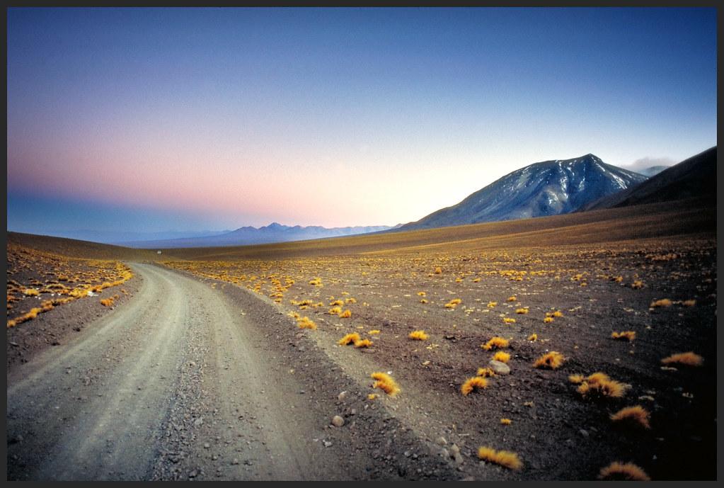 Puna cerca de San Pedro de Atacama
