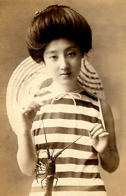 Girls of nara japan