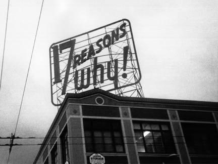 17 Reasons Mission SF