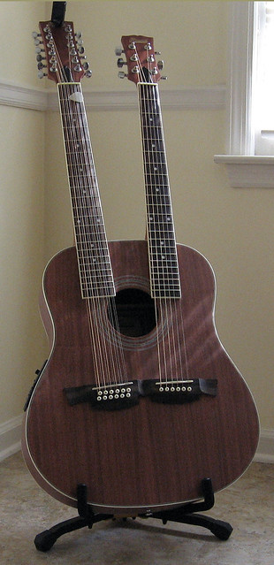 6/12 Acoustic Double Neck