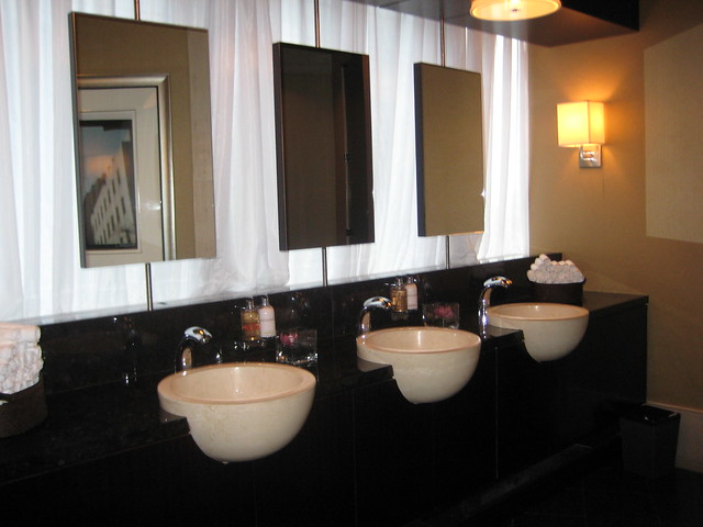 Lobby Bathroom   Flickr - Photo Sharing!