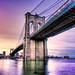 Brooklyn Bridge at Sunrise by svf1972