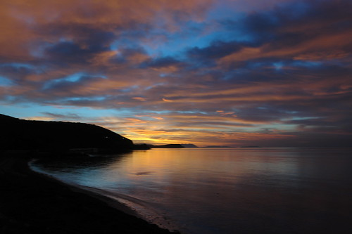 beach sunrise southpacific newcaledonia noumea nonhdr