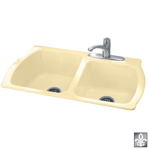American Standard Chandler Americast Double Bowl Kitchen Sink Flickr ...