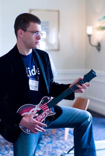 Max Levchin the Guitar Hero