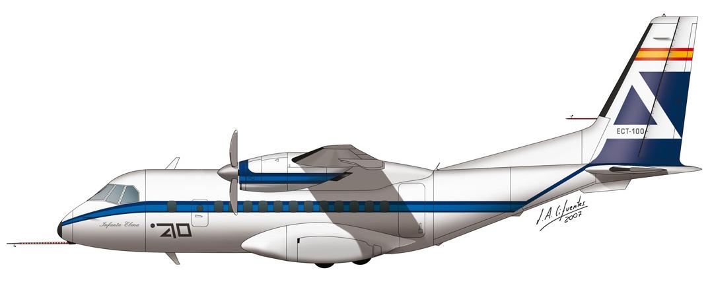 CN-235 Prototipo