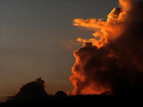 sunset fab sky orange india black colors clouds dusk soe supershot colorphotoaward