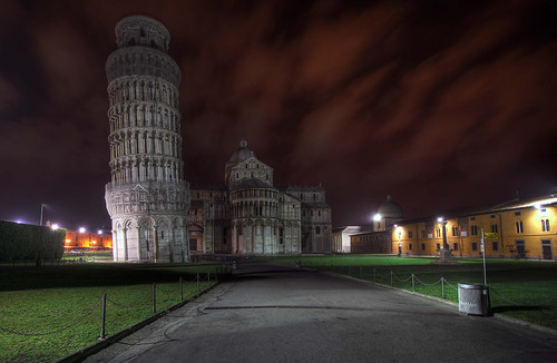 In-Pisa... Nocturnal View in-Hdr #3