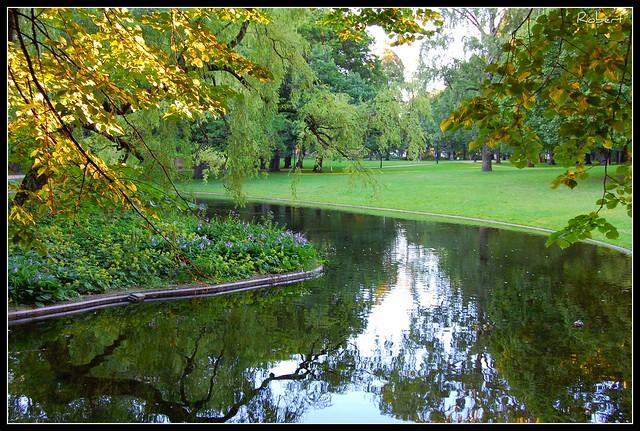Jardines de palacio flickr photo sharing for Jardines del palau