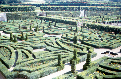 Villandry - Renaissance Formal Garden