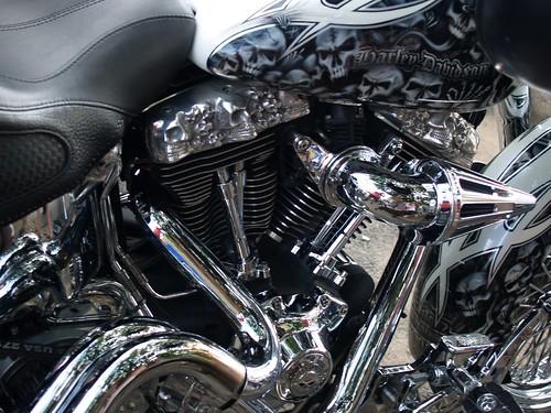 Harley Davidson Smart Bike Engine