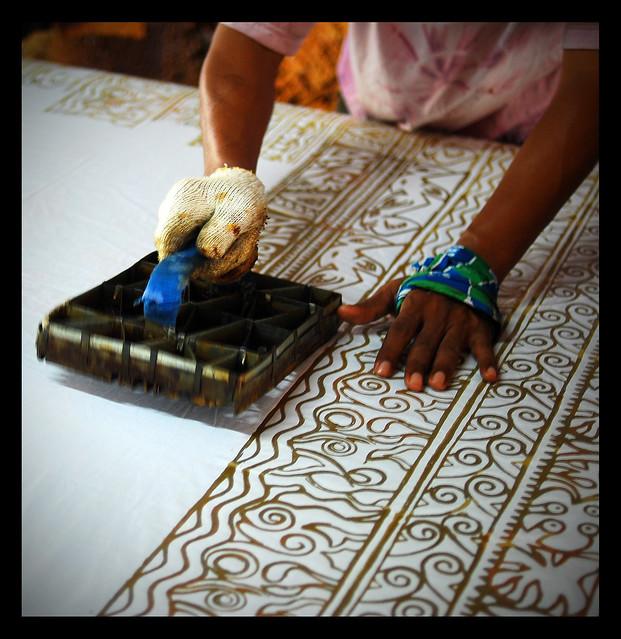 Batik Definition/meaning